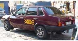 Львовское такси 2008. Движение по кругу…