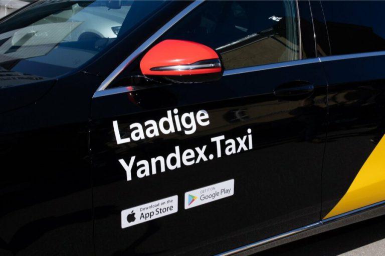 В Эстонии ищут возможности для того, чтобы обязать Yandex.Taxi исполнять законы ЭР.