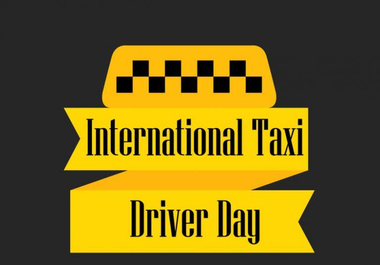 С Днём Таксиста!
