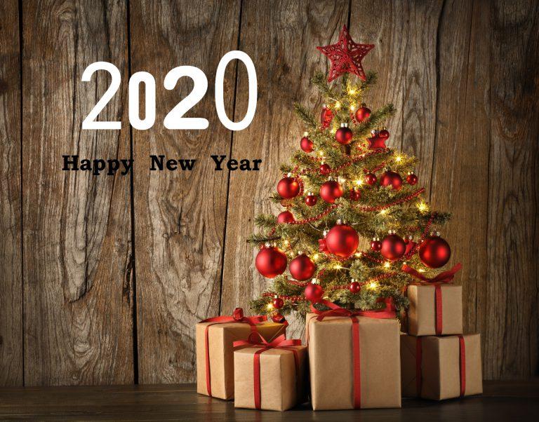 C наступающим Новым 2020 Годом!