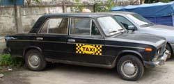 Львовское такси. Фото privattaxi.org.ua