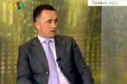 Андрій Антонюк у програмі «У центрі уваги» (ТРК Київ) 24 квітня 2012 року