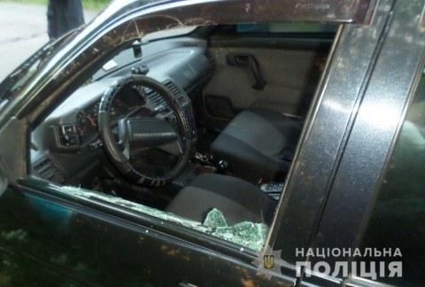 На Николаевщине пассажиры угнали такси.