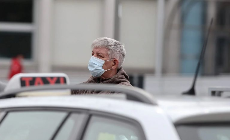 Если случаи коронавируса участятся, таксисты могут просить и до 1 тыс. грн за поездку