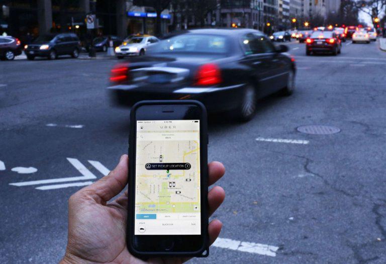 Uber став одним із головних чинників заторів у Торонто
