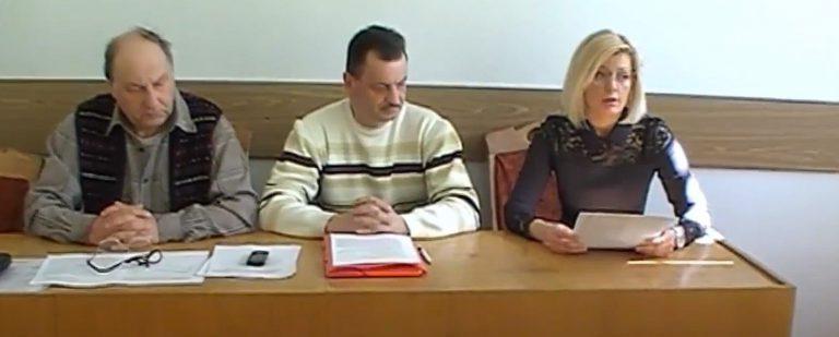 Пресс-конференция львовских перевозчиков.
