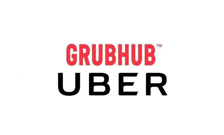 Uber вирішила купити сервіс доставки їжі GrubHub