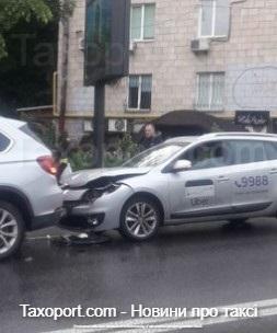 Uber заехал в BMW