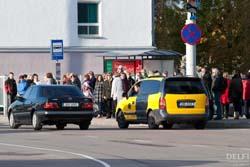 Эстония. Власти знают как регулировать такси?