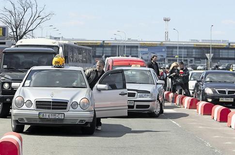Тайные схемы работы мафии киевских таксистов