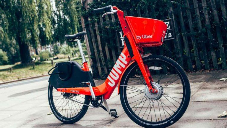 В Uber уничтожили тысячи электрических велосипедов