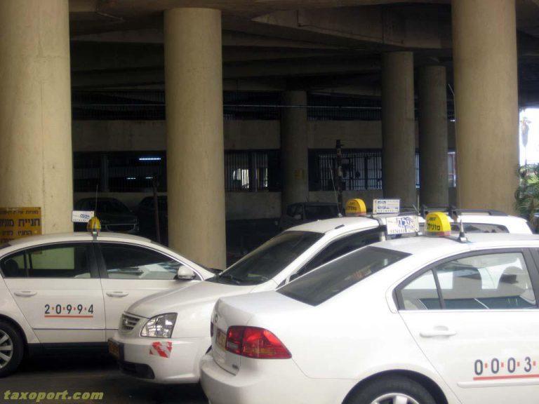 Такси в Израиле. Глазами туриста, который в теме :)