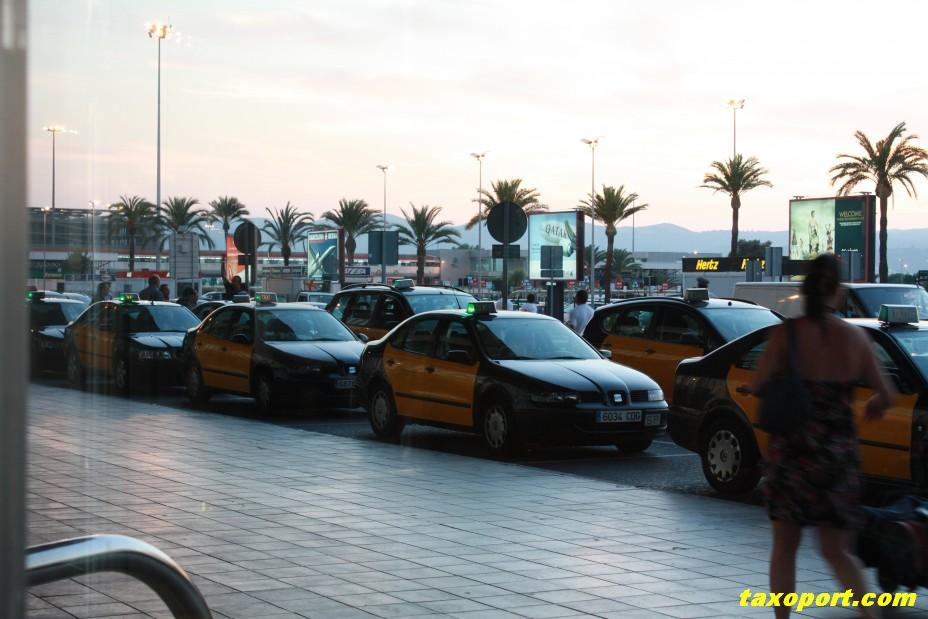 Такси Каталония