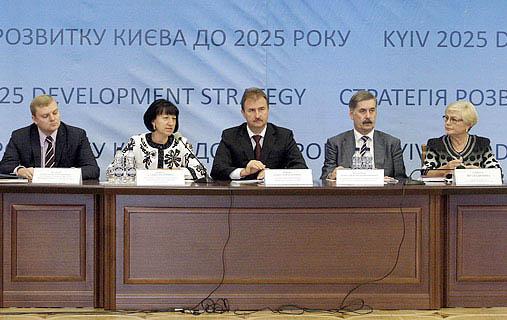 Упорядочение рынка таксомоторних перевозок — важный компонент Стратегии развития столицы Украины