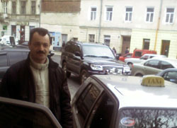 Андрей Корчинский (Председатель Ассоциации Свободных профсоюзов автотранспортников Украины)
