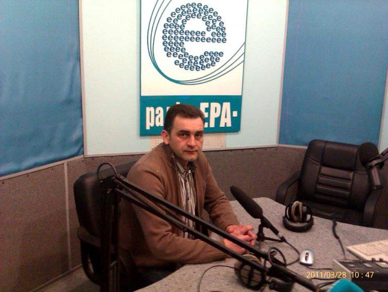 Александр Круликовский (Элит Такси, Киев): мнение в эфире Эра FM