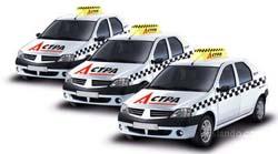На луганских таксистов наехали?