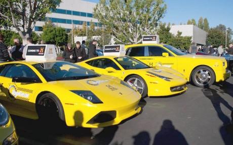 В Дубае за 10 лет таксисты получили премии 1.5млрд от шейха.