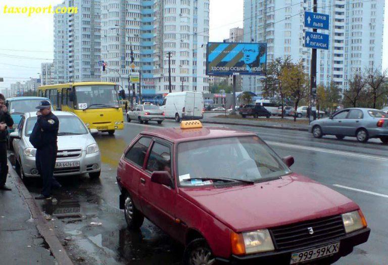 Миражи на украинском рынке такси. Аналитический демарш