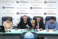 Пресс-конференция ПСТУ и ВГО Укртакси «Украинские таксисты: время наводить порядок на рынке такси»
