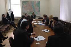 Відбулося перше засідання Робочої групи з впорядкування перевезень на таксі в м. Києві