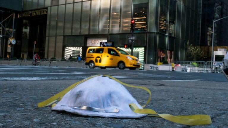 Может ли коронавирусный кризис спасти нынешнюю индустрию такси в Нью-Йорке?