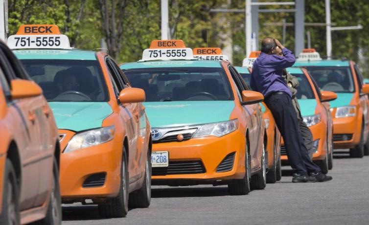 В Канаде умерло 10 водителей такси