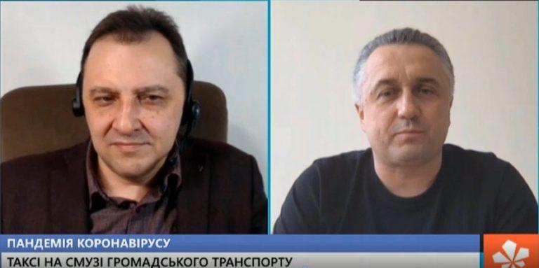 Андрей Антонюк на ТРК Киев (Видео)