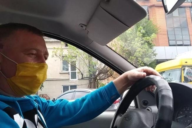 Тернопільських таксистів тестуватимуть на коронавірус