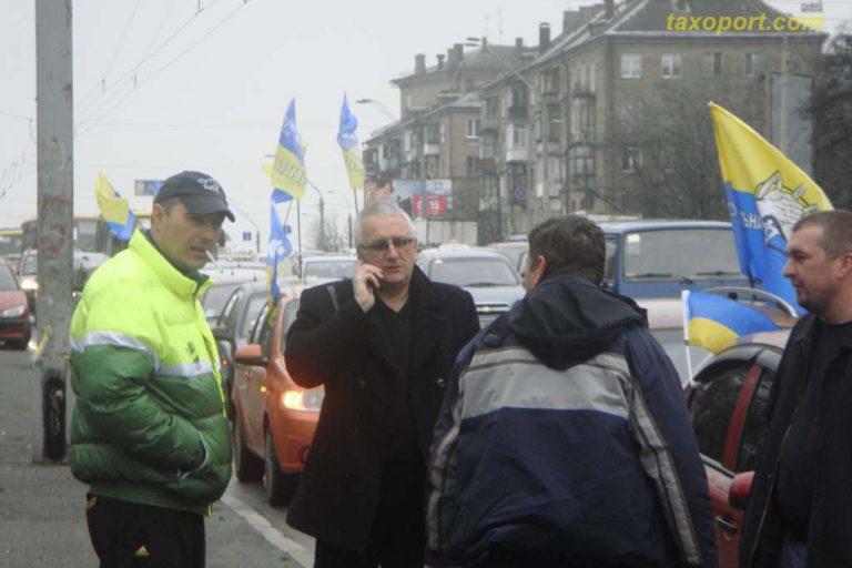 Операция «провокация» под национальным флагом. Псевдо-такси Украины: власть терпит и молчит?