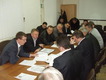 18 квітня 2012 відбулось друге засідання Робочої групи при КМДА з впорядкування таксі у м. Києві