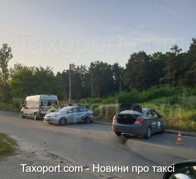 ДТП с Uber, Киев