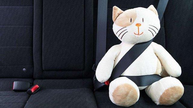 В таксі ремні безпеки стануть обов'язкові?