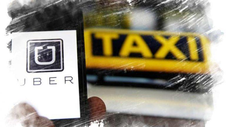 Британська профспілка водіїв виступила проти Uber