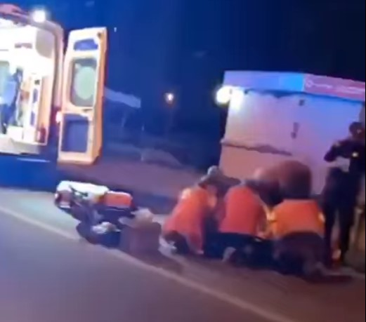 Водій Uber збив людину на нерегульованому пішохідному переході (Відео)