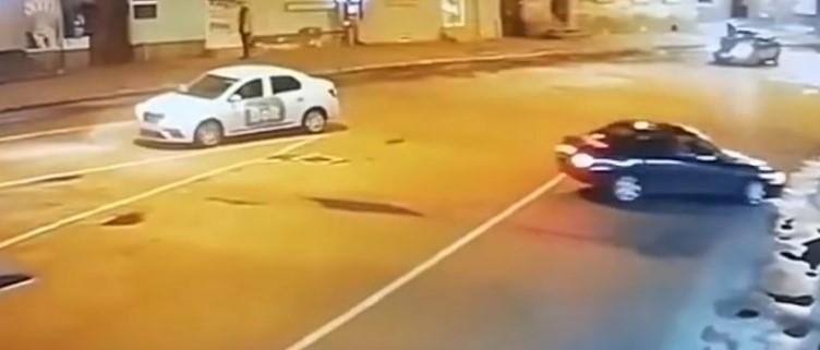 У Львові Bolt скоїв ДТП (Відео)