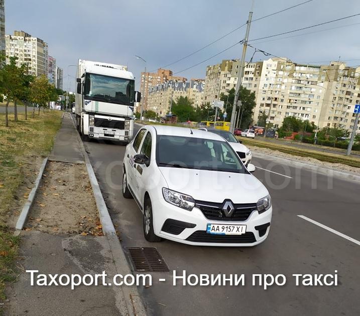 В Киеве водитель Uber ехал 150км\ч под наркотиками… (Видео)