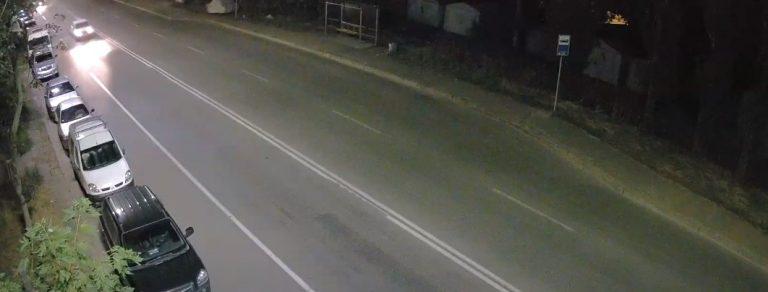 ДТП з Uklon, водій заснув за кермом (Відео)