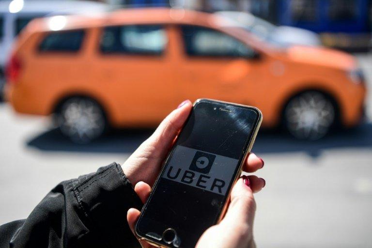 Uber возвращается в Брно, Чехия.