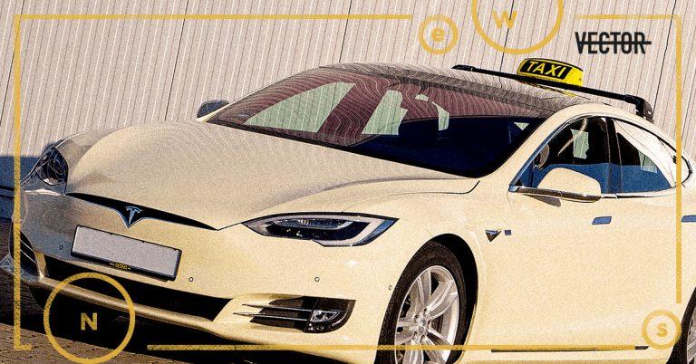 Как новое приложение Tesla погубит Uber и другие сервисы такси