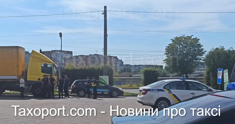 У Львові затримали водія «Таксі 838» в стані алкогольного сп'яніння