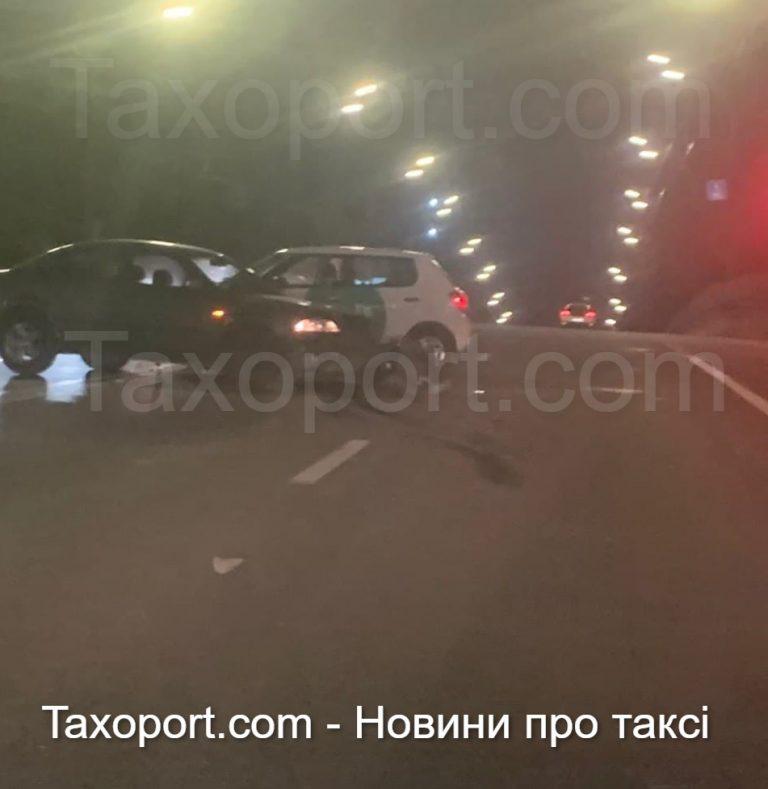 В Киеве очередное ДТП с Bolt