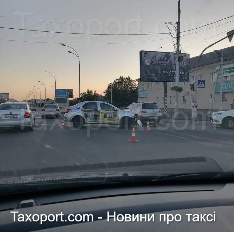 В Киеве ДТП за участием 571