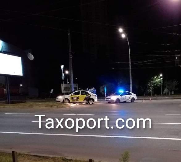 «Такси 571» попало в ДТП
