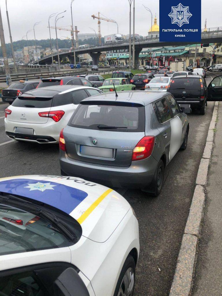Поліція зловила водія Bolt у стані алкогольного сп'яніння: 2,18 проміле