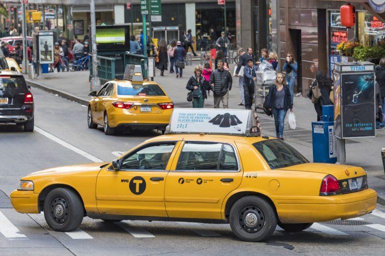 70 миллионов долларов списаны с таксистов Нью-Йорка