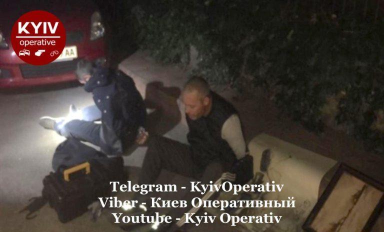 Водій Uklon обкрадав вночі автомобілі