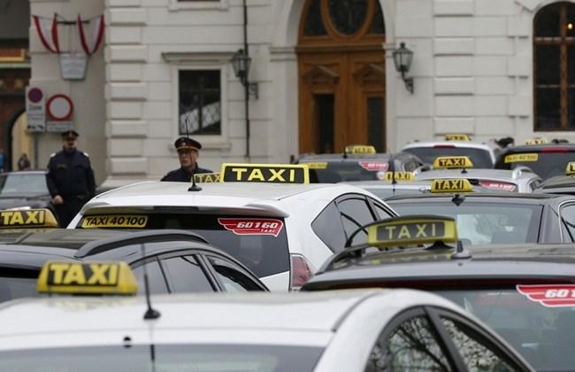 В Вене установлены единые тарифы для такси и Uber