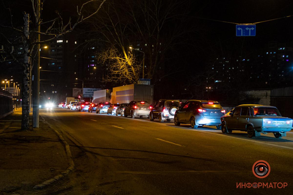 В автопробеге принимало участие около полусотни автомобилей.