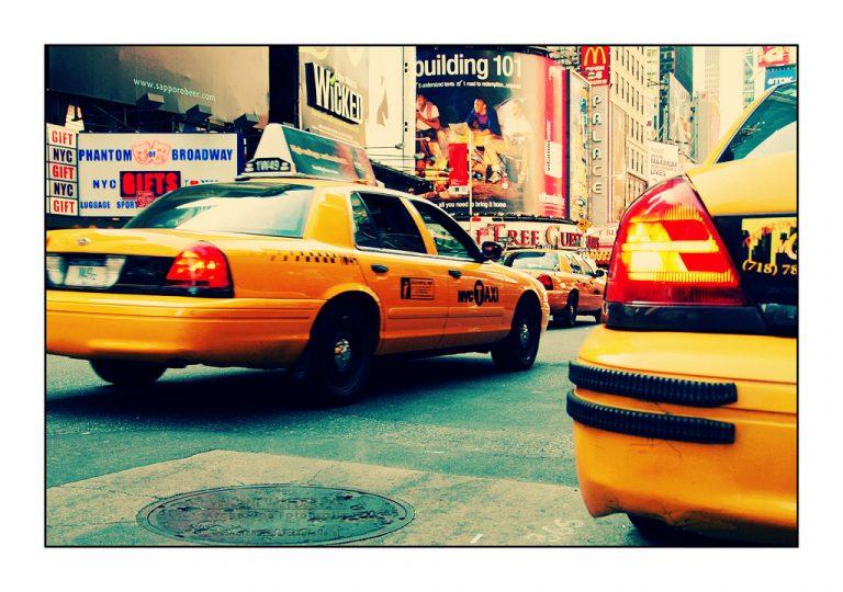 Gett подписала соглашение об интеграции Curb Mobility для интеграции желтых такси в приложение Gett